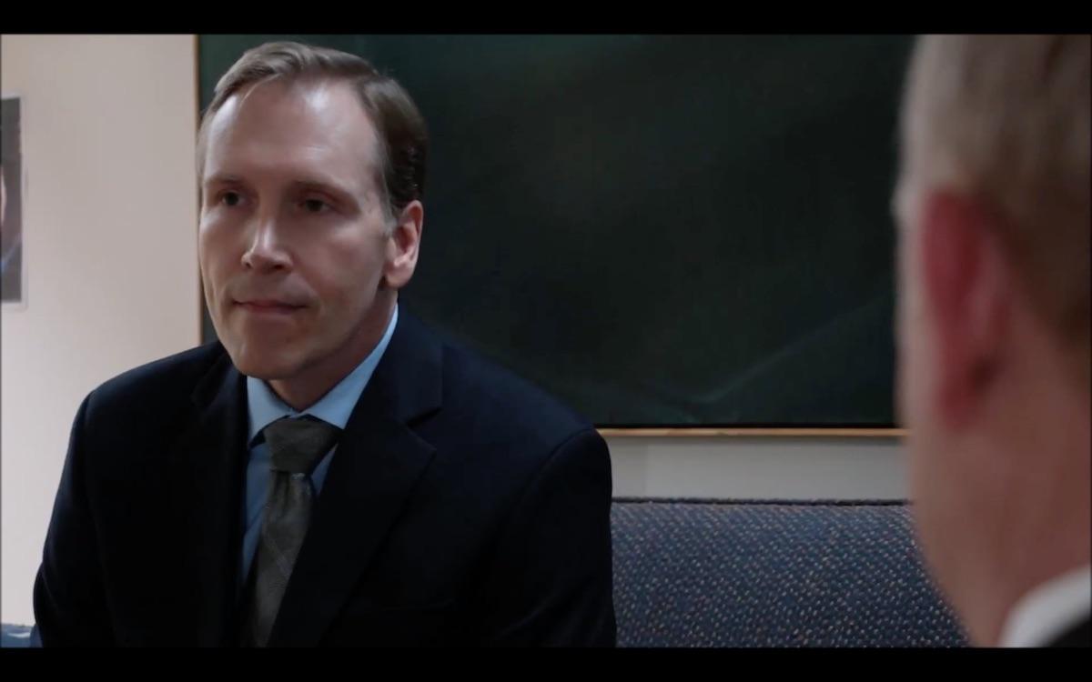 Dwight Turner as Stuart Spencer in The Spirit of 76