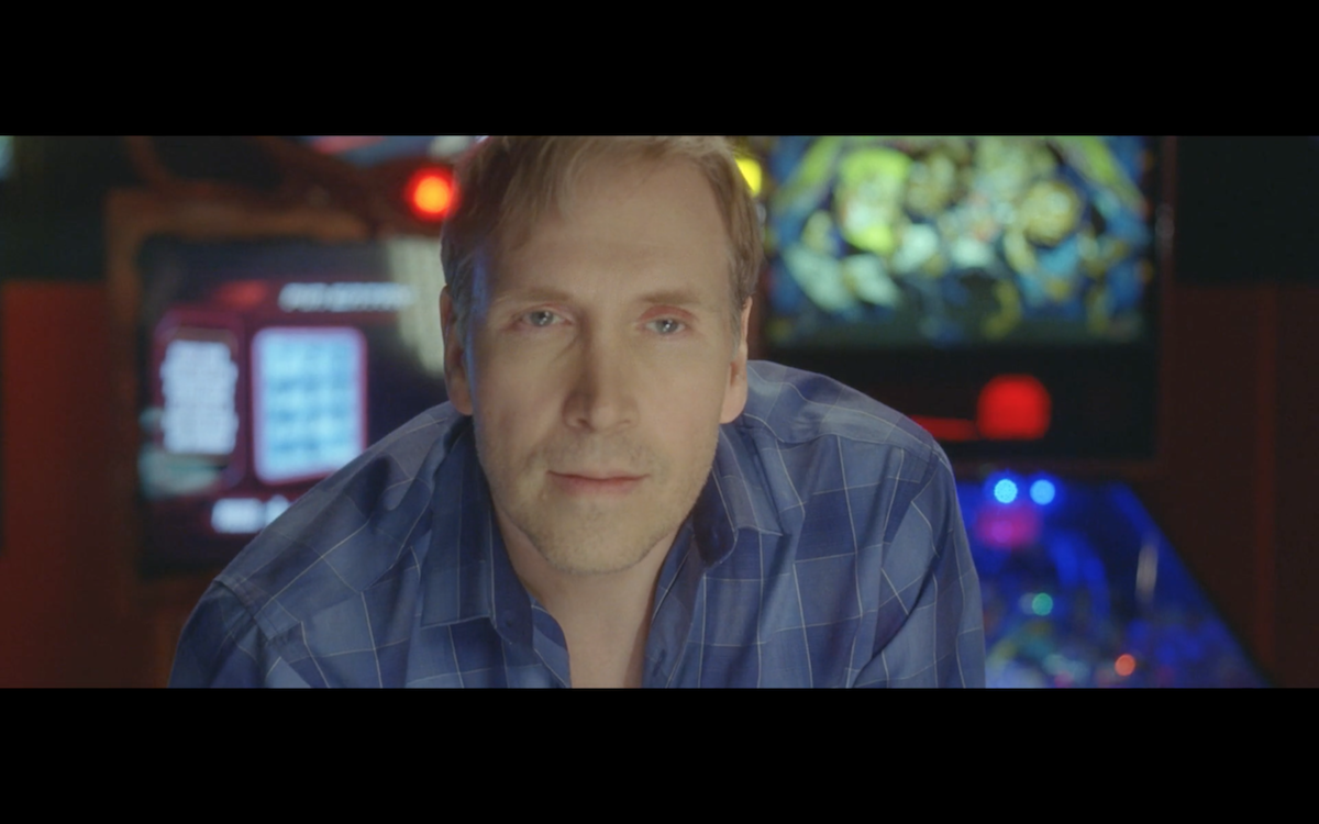 Dwight Turner as Dale in Step Motion Step